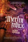Merlin Redux Hardcover By Duncan Dave Brand New Free Shipping In The Us