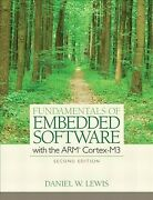 Fundamentals Of Embedded Software With The Arm Cortex-m3 Hardcover By Lewis...