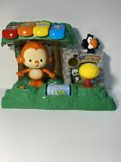 Vtech Learn And Dance Interactive Zoo Baby Lights Sounds Animals Touch Toy