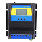 Automatic Ats Dual Power Transfer Switch Solar Charge Controller Wind System Us