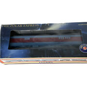 Lionel The Polar Express Baggage Car W/light 6-25135, 2005 Open Box