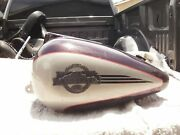 Harley Gas Fuel Tank Touring 02-2007 Efi Carb Flh Electra Road Glide