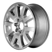 Oem Recon 20x8.5 Alloy Wheel Light Smoked Hypersilver Full Face Painted 560-3789