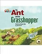 Our World Readers The Ant And The Grasshopper British English, Paperback B...