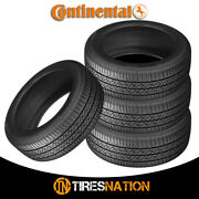 4 New Continental Truecontact Tour 185/65r15 88t Tires