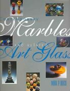 Contemporary Marbles And Related Art Glass, Hardcover By Block, Mark P., Bran...