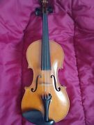 Beautiful Old French Violin Charles Husson 1900