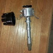 Mallory Dual Point Distributor L 482 Chevy V8 Old School Hot Rod Rat Rod Vintage