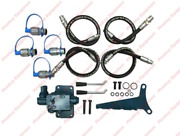 Dual Hydraulic Valve Kit For Ford Tractor 500 600 700 800 900 2000 3000 4000 +