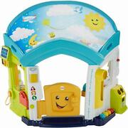 Fisher-price Laugh And Learn Smart Kids Interactive Fun Learning Home Playset New