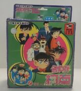 🔍 Case Closed Detective Conan Manga Vcd Vintage Gift Set In Chinese❗ultra Rare❗
