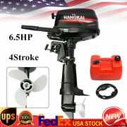 Hangkai 6.5hp 4 Stroke Outboard Motor Marine Boat Engineandcdi Water Cooling Ce