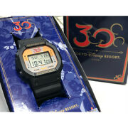Casio G-shock Menand039s Watch Mickey Mouse 30th Anniversary Disney Limited New