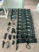 Lot Of 25 Toshiba Dp5032-sd And Ip5132-sd Office Phones + Accessories