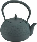 Ikenaga Iron Works Southern Iron Kettle Living With Iron 1.2l Ih Compatible Smal