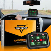 Auxbeam 6 Gang Led Work Lights Switch Panel Relay Circuit System For Ford Ranger