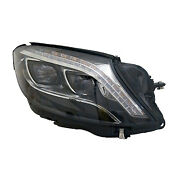 Cpp Replacement Headlight Mb2518103 For Mercedes-benz S550, S600, S63 Amg