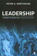 Leadership Theory And Practice, Paperback By Northouse, Peter G., Brand New...