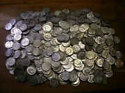 40 Silver 1965-1969 Kennedy Halves - Lot Of 663