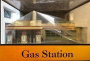 Mth Railking 30-9197 Tidewater Oil Operating Gas Station