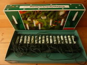 Hellum Christmas Tree Candle Lights Vintage Made In Germany Nice Orig. Cond. 2