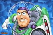Disney Paintings Toy Story/friendly Hero Limited To 195 Copies Canvas Zikre