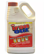 Super Iron Out Rust Stain Remover Powder 5 Lb New Old Stock 1999 Original Usa