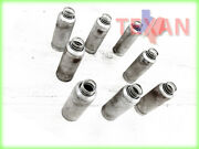 2008 Chevrolet Tahoe Ignition Wire Heat Shield Set Of 8 Factory