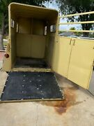 Used 2 Horse Horse Trailer For Sale