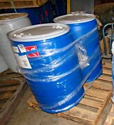 Lot Of 2 55 Gallon Drums Of Hand Sanitizer ---.62 W Aloe Vera