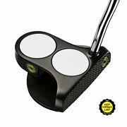 Odyssey Metal-x Milled 2-ball Putter 33 In