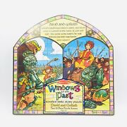 Childrens Puzzle Windows To The Past David And Goliath By Melissa And Doug