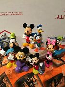 Disney Micky Mouse, Minnie Mouse, Donald Duck,pluto, Action Figures,key Chains