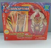 Card Captors - 2000 Clow Book With Clow Cards Nib Brand New Out Of Print Rare 🔥