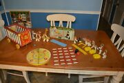 Fisher Price Circus Wagon 900 Complete No Missing Parts