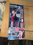 New In Box 2012 Monster High Doll Draculaura - Dead Tired