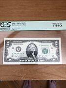 2 Dollar......2003a 2 Fw Federal Reserve Note Platee3/2