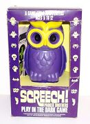 Rare 1972 Parker Brothers Screech Owl Play In The Dark Halloween Game Works L@@k