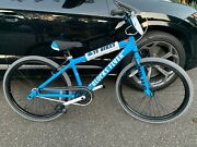Blocks Flyer 26 Blue 2020 Se Bikes Bmx Bicycle Rare Sold Out Edition