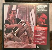 Lee Morgan The Complete Live At The Lighthouse 12 Lp Sealed. Ready To Ship 174