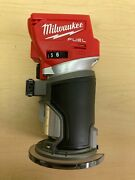 Milwaukee 2723-20 M18 18v Fuel Compact Router Tool Only