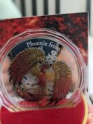 Phenix From The Ashes Silver Coin