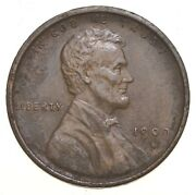 1909-s Vdb Lincoln Wheat Cent 3887