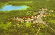 B-1. Air View Of Boulder Junction, Wi