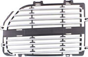 Silver Grill Assembly For 2005-2007 Dodge Magnum Grille Ch1200346