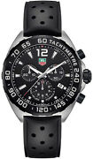 New In Box Tag Heuer Formula 1 43mm Black Dial Menand039s Swiss Watch Caz1010.ft8024