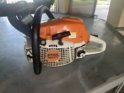 Stihl Ms271 Chainsaw Fast Free Shipping Saw Outdoor Tree Chain Saw