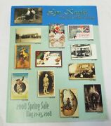 2008 Lyn Knight Auctions Postcard And Paper Auction Book Price Guide Reference