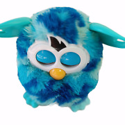 Furby Boom 2012 Electronic Toy Ocean Wave Teal Blue - Tested/works