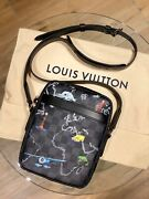 New Louis Vuitton Limited Edition Danube World Map N40239
